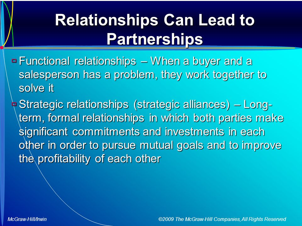 Can dating lead to a relationship