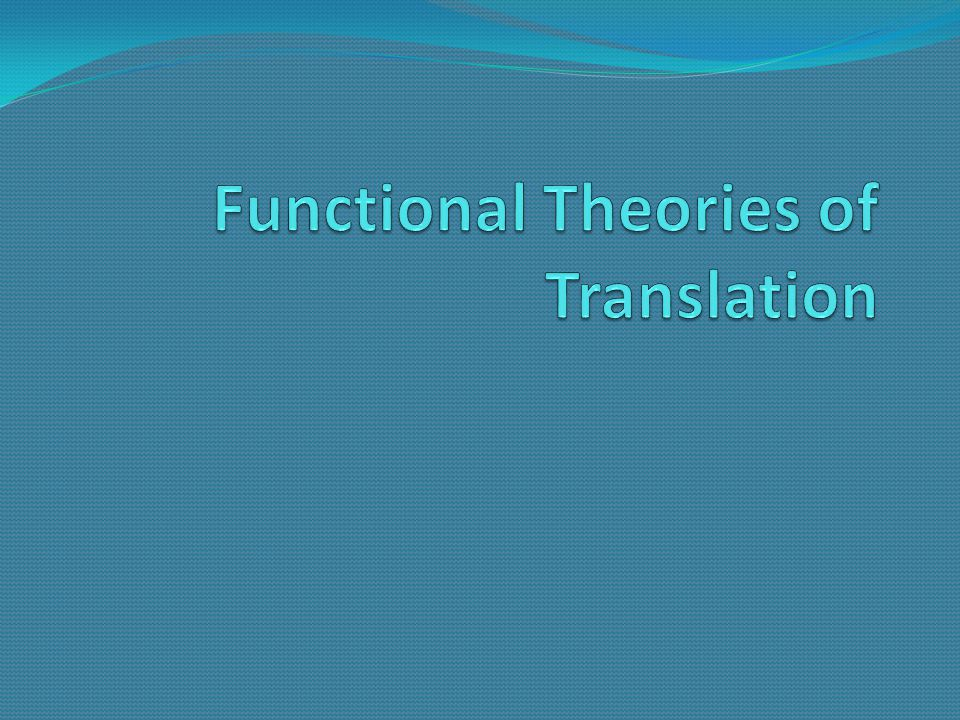 katharina reiss text typology Encuentra translation criticism- potentials and limitations: categories and criteria for translation quality assessment de katharina reiss (isbn: 9781138143111) en.