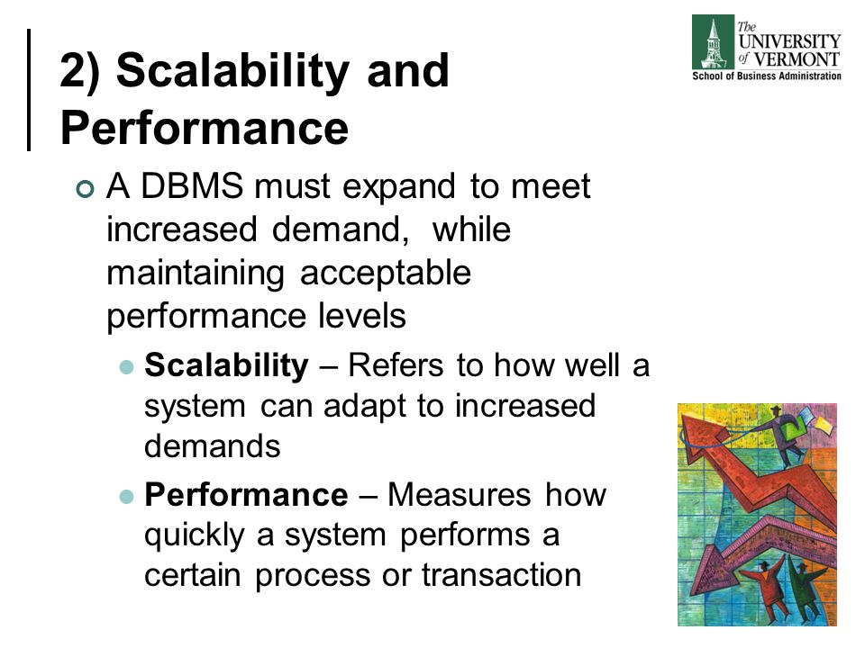 2) Scalability and Performance