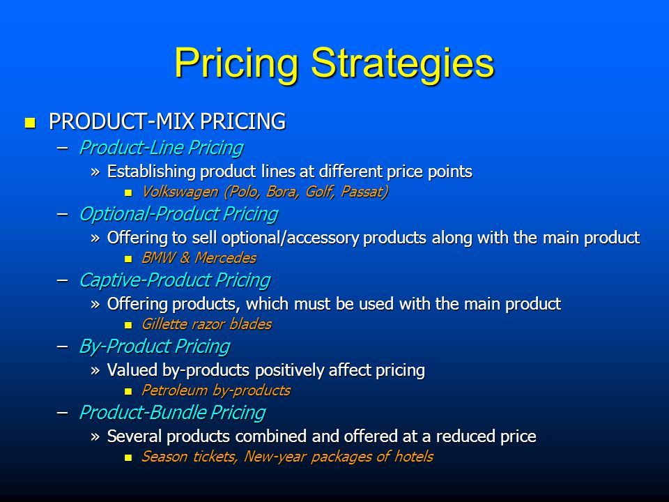 pricing strategy of bmw Read this essay on marketing strategy and pricing strategy of bmw come browse our large digital warehouse of free sample essays get the knowledge you need in order to pass your classes and more.