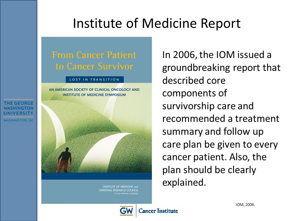the impact of the institute of medicine report on the future of nursing The institute of medicine released a report on the progress achieved to date on the recommendations set forth by the iom's 2010 report the future of nursing: leading change, advancing health.