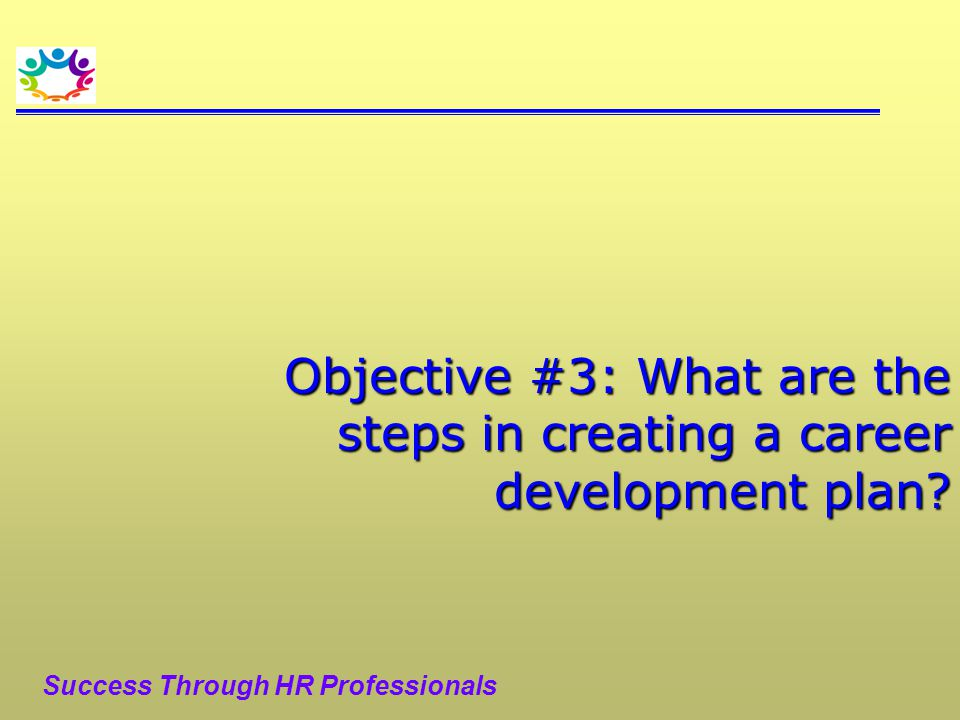 Competencies And Career Development For The General Hr