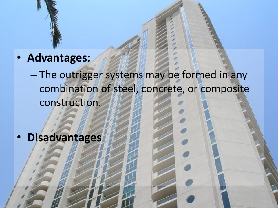 High Rise Structural Systems Ppt Video Online Download
