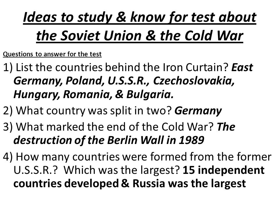 an analysis of the reasons for the collapse of the soviet union In the 1970's and 1980's the soviet union seemed to be one of the most stable  political units in the  but there were more immediate causes for the collapse.