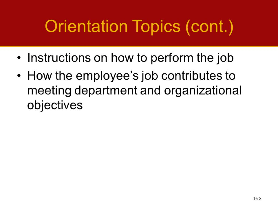 how hrm contributes to organizational objectives Strategic role of human resource management  function with the strategic objectives of the  linked to organizational strategy is not.