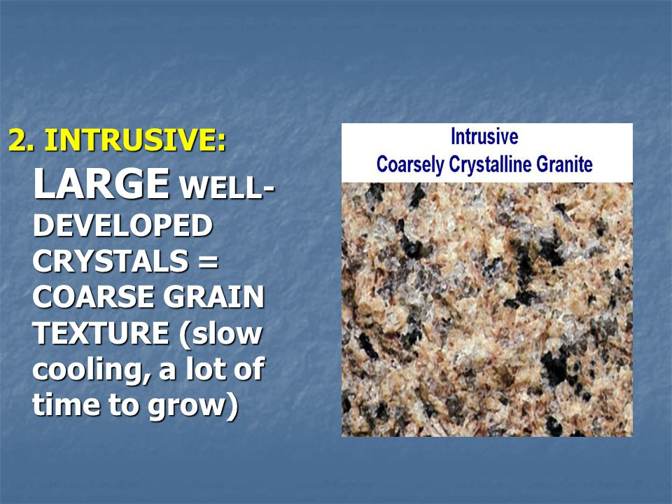 Igneous Rocks. - ppt download