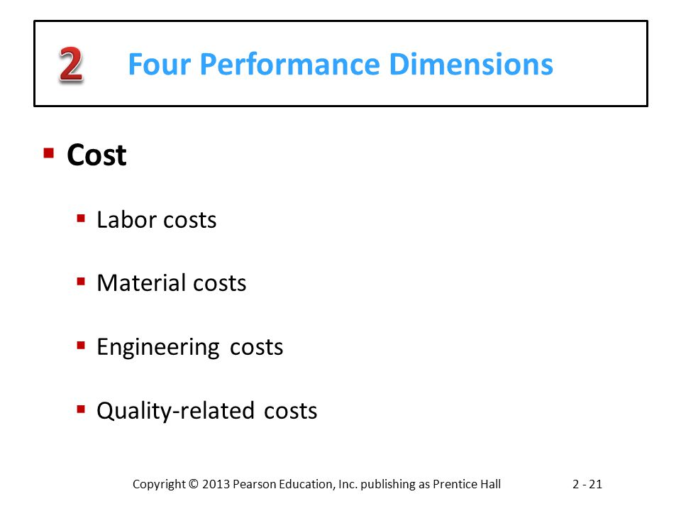 four performance dimensions We propose a unified theory of performance, which has three individual  dimensions and one collective dimension all four performance.