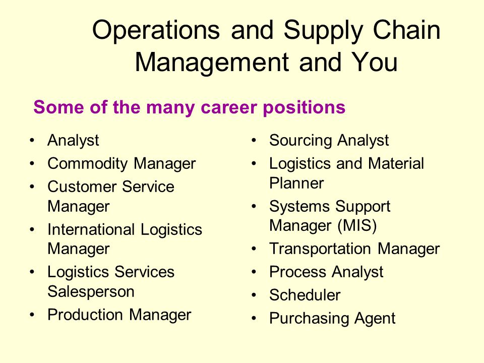 operation and chain supply 8539 director of supply chain jobs available on indeedcom apply to supply  chain specialist, vice president of operations and more.