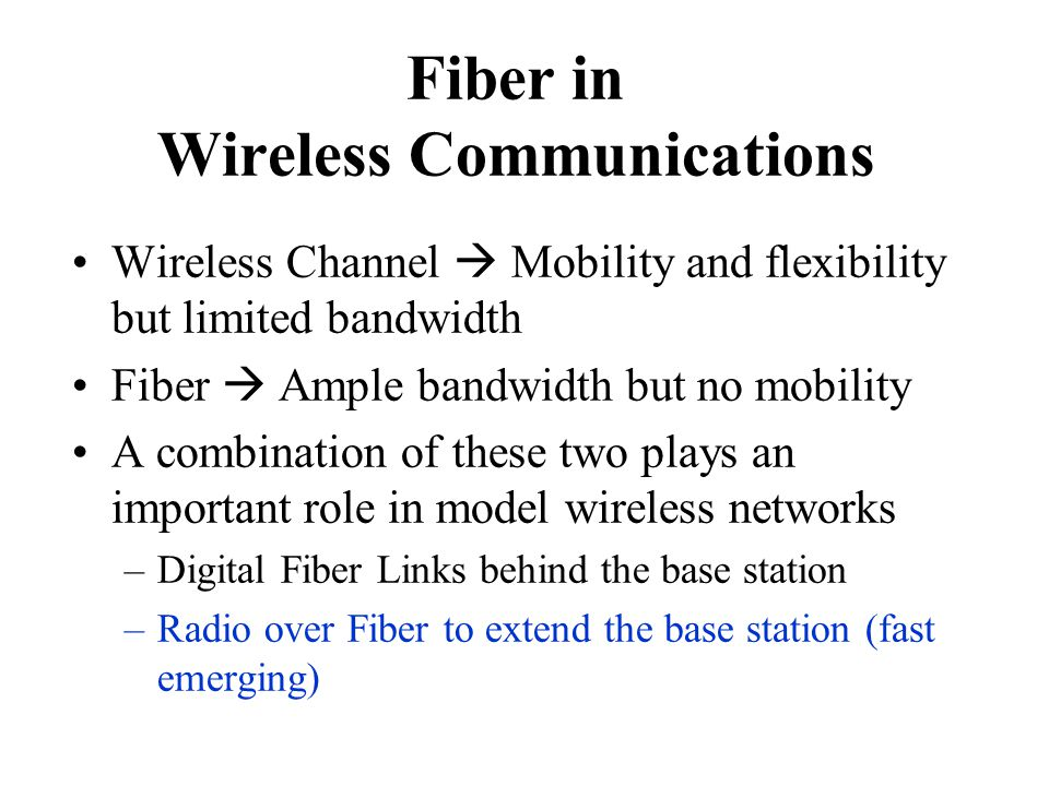 01 - Introduction to Wireless Communication Systems