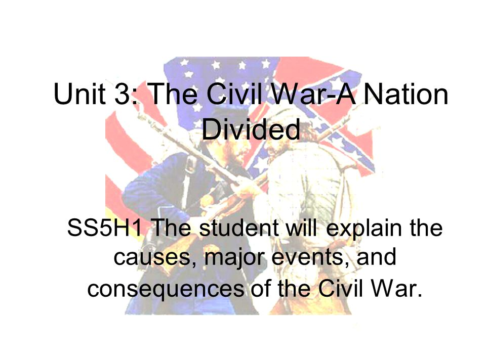 consequences of the civil war essay