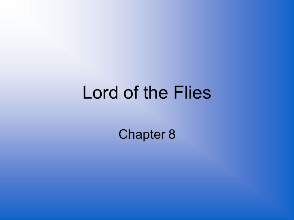 Cliff Notes/Lord of the Flies- The Evil & Primitivism in Man cliff notes 2493