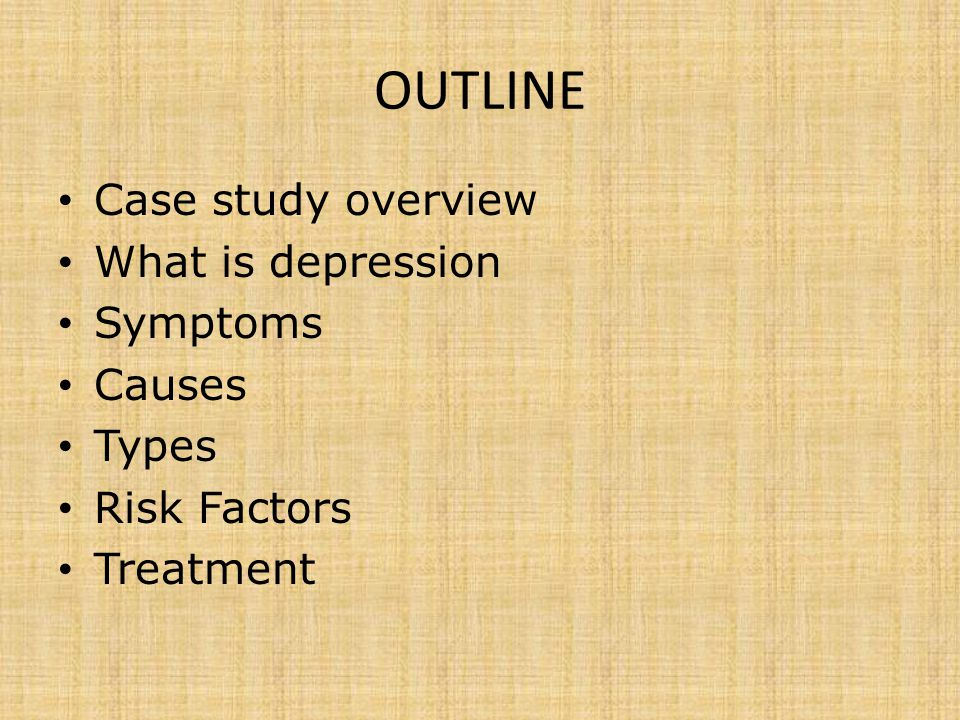 case analysis of mdd gad and Dysthymia is less acute and severe than major depressive disorder as dysthymia is  generalised anxiety disorder,  in dysthymia patients the study also .