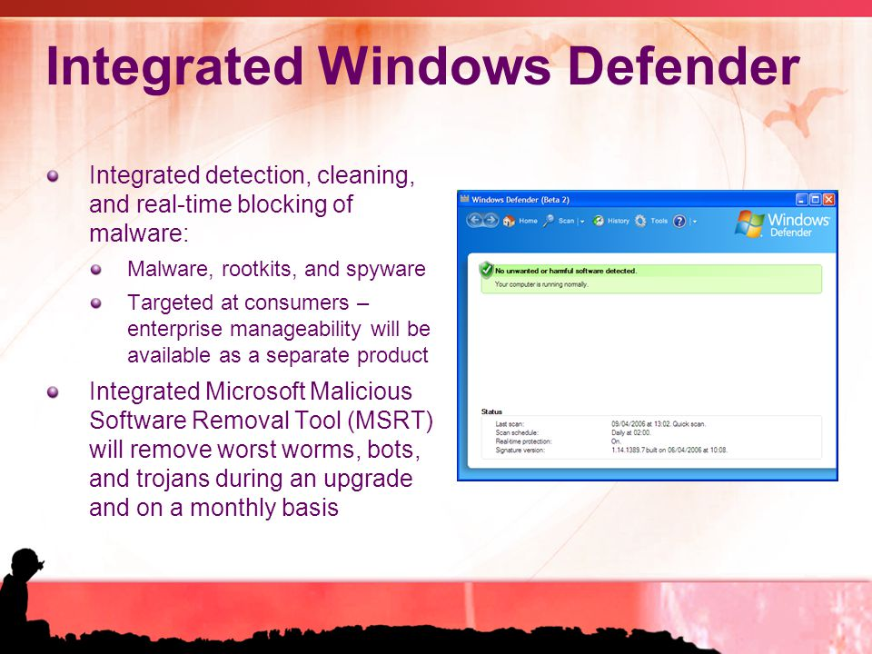 malicious software removal tool windows 10