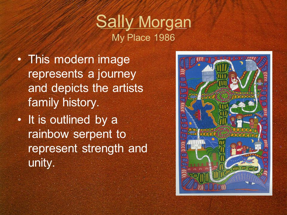 my place sally morgan [my place summary] [a wizard of earthsea] [discovering] [american history x] quotes and annotations mostly chapter 1: the hospital introduction of the family and birth of david on the narrator, sally's, birthday.