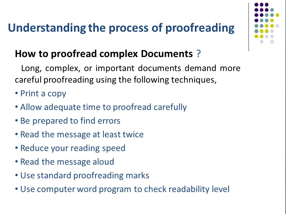 how to make proofreading marks in word