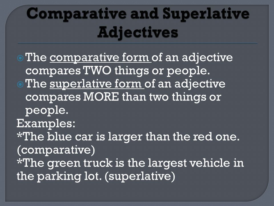 Adjectives/Adverb. - ppt download