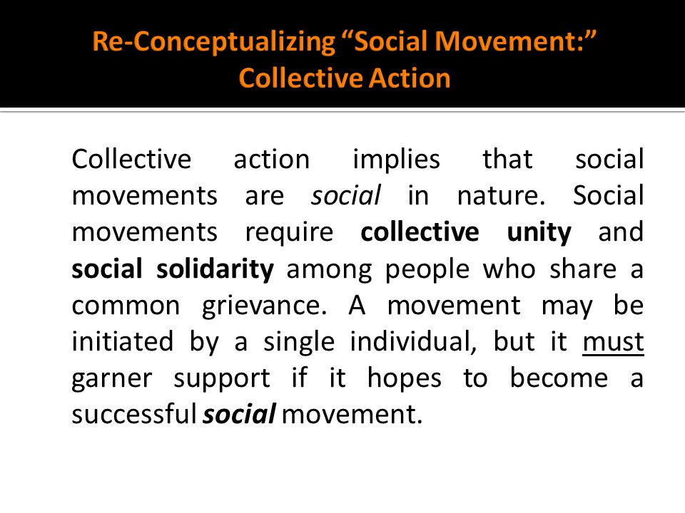 politics the collective action principle Peaceful protests, awareness-raising, and grass-roots campaigns are all forms of political action minorities and members of oppressed communities engage in these acts to get their messages out and call attention to their struggles these acts are what is called collective action the civil rights movement of the 1950s and.