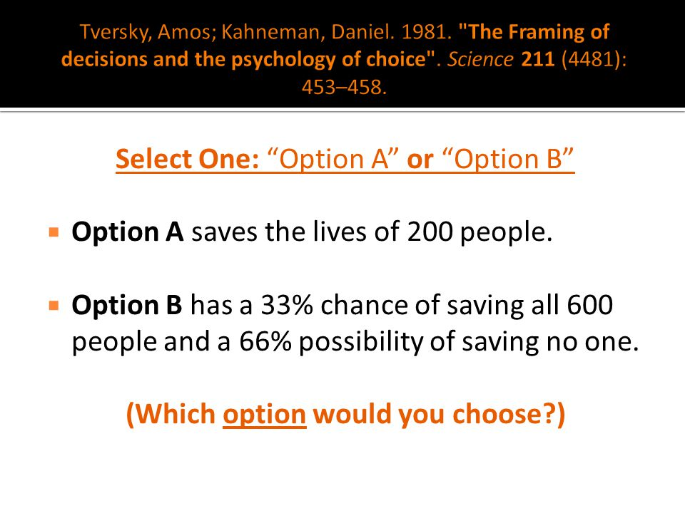 choices values and frames by daniel kahneman pdf