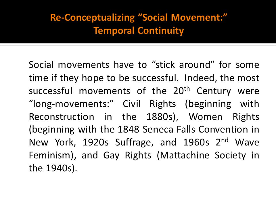 from Truman conflict theory and gay rights movements