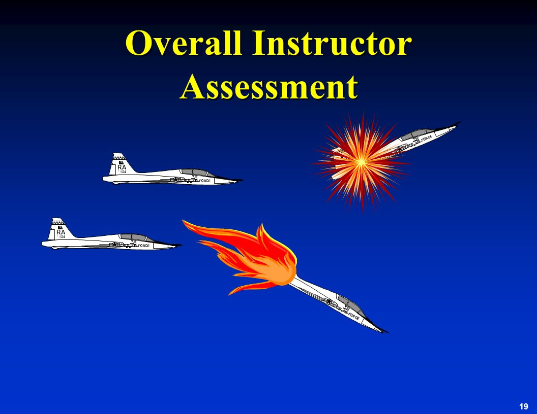 Overall Instructor Assessment