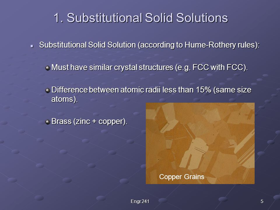 2. Interstitial Solid Solutions
