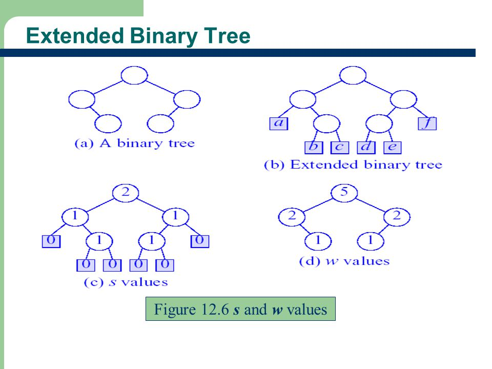 application of binary tree in data structure pdf