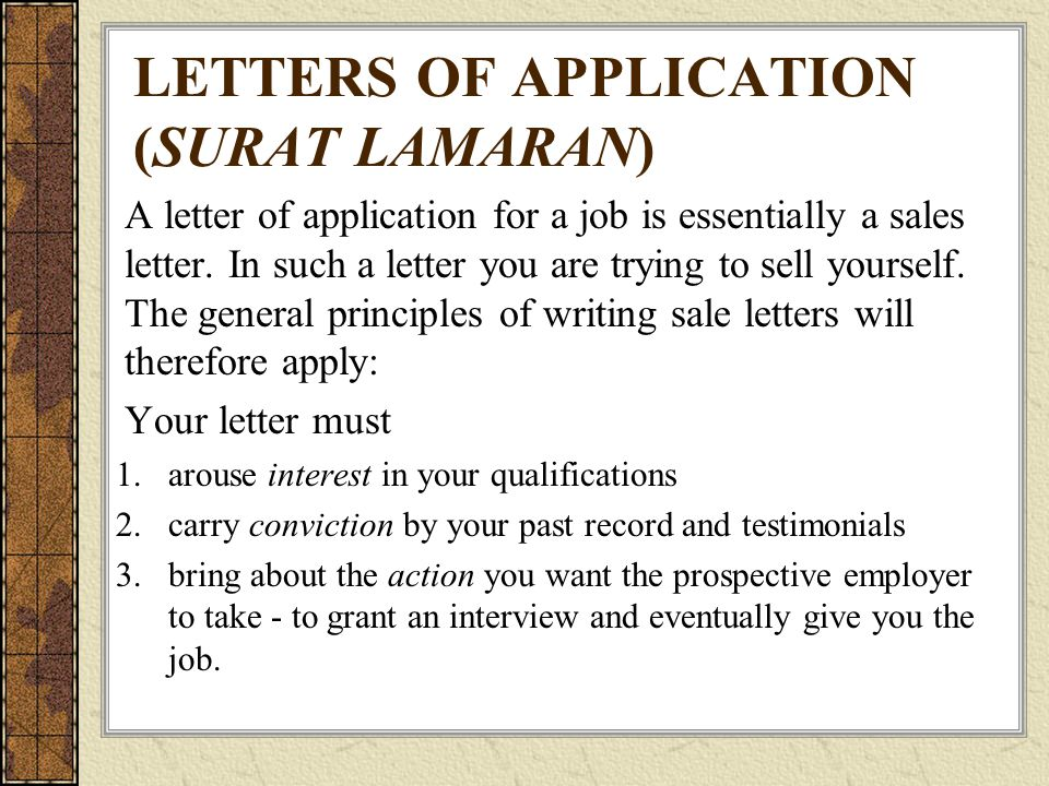 How to Write Leave Applications to Your School Principal?