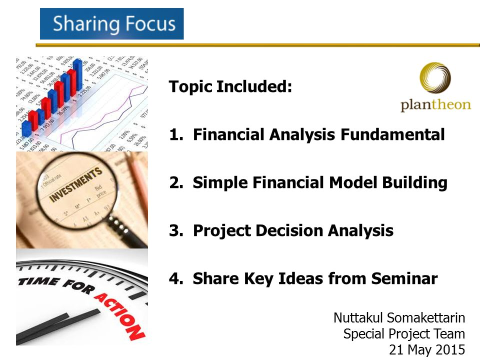 Financial Analysis Fundamental  Ppt Download