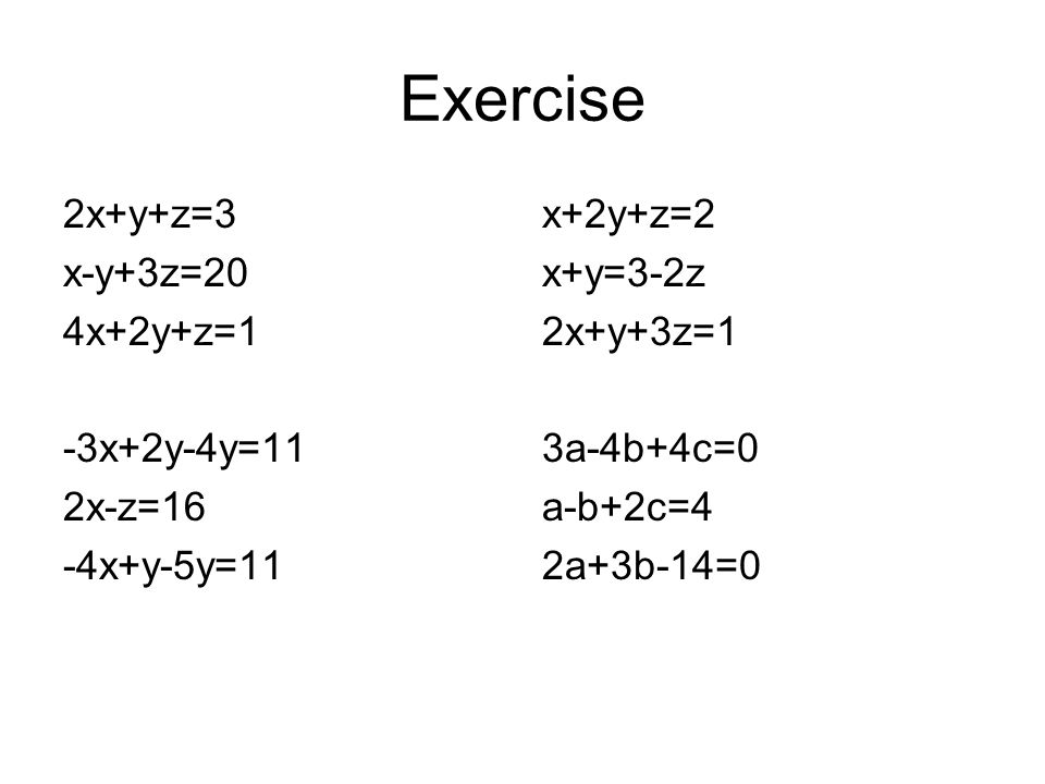 How do we solve Simultaneous Equations? - ppt video online ...