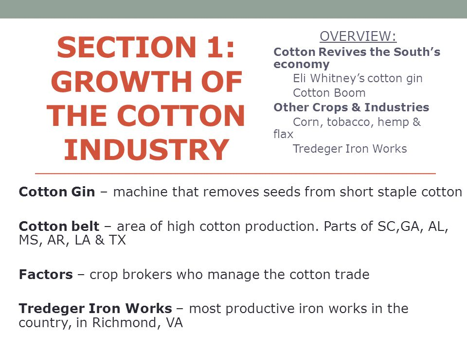 development of the mechanized cotton industry Textile industry in iran textile this trend was accelerated through the breakup of the large mechanized private cotton report on seven year development plan.