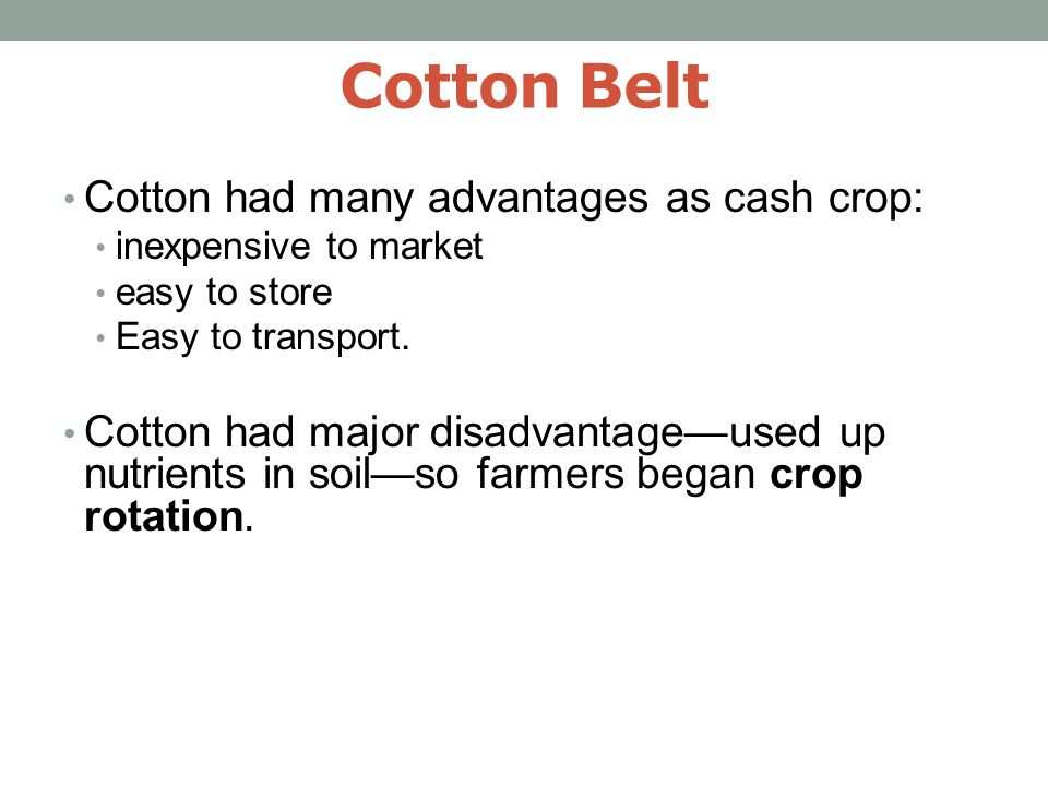 advantages of crop rotation pdf