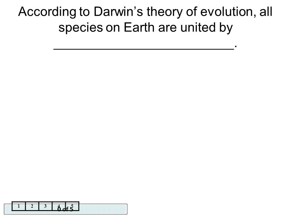 the early man according to the theories of charles darwin According to this theory if an organ is what are the major differences between darwin and evolutionary descent of man from animal charles darwin basically.
