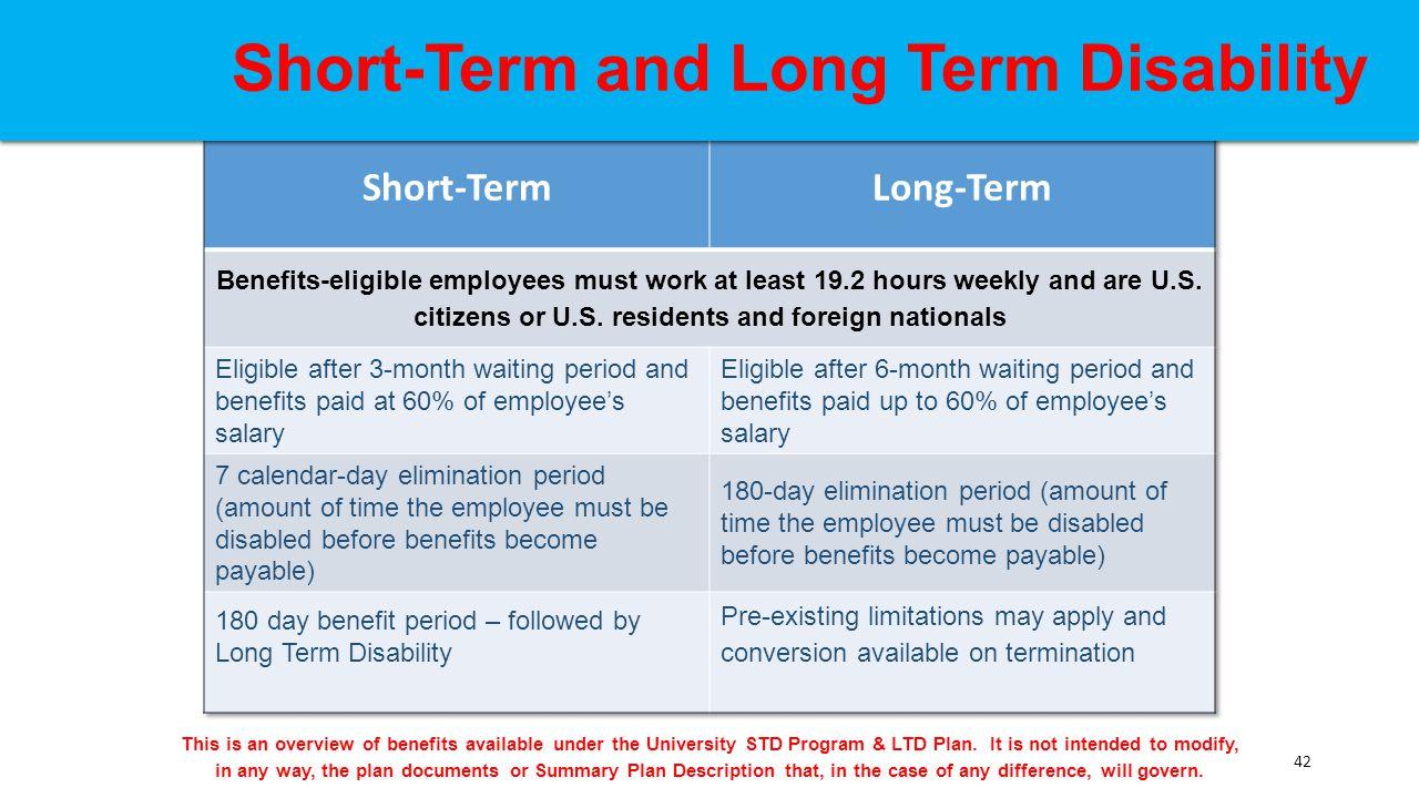 mcdonald short term and long term plan