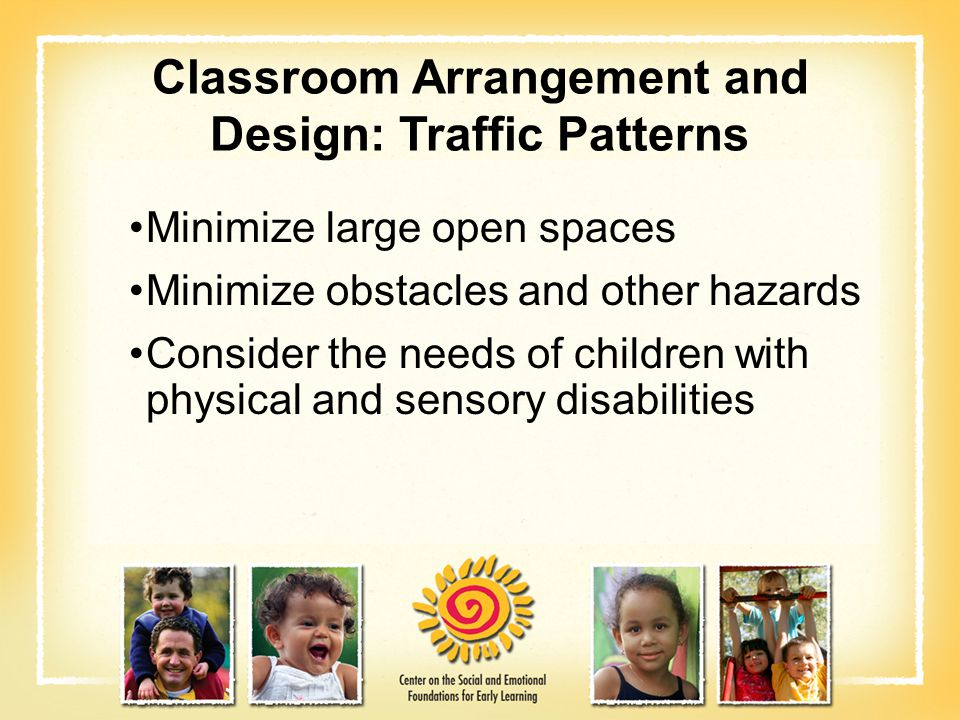 Classroom Design Patterns ~ Promoting social emotional competence ppt video online