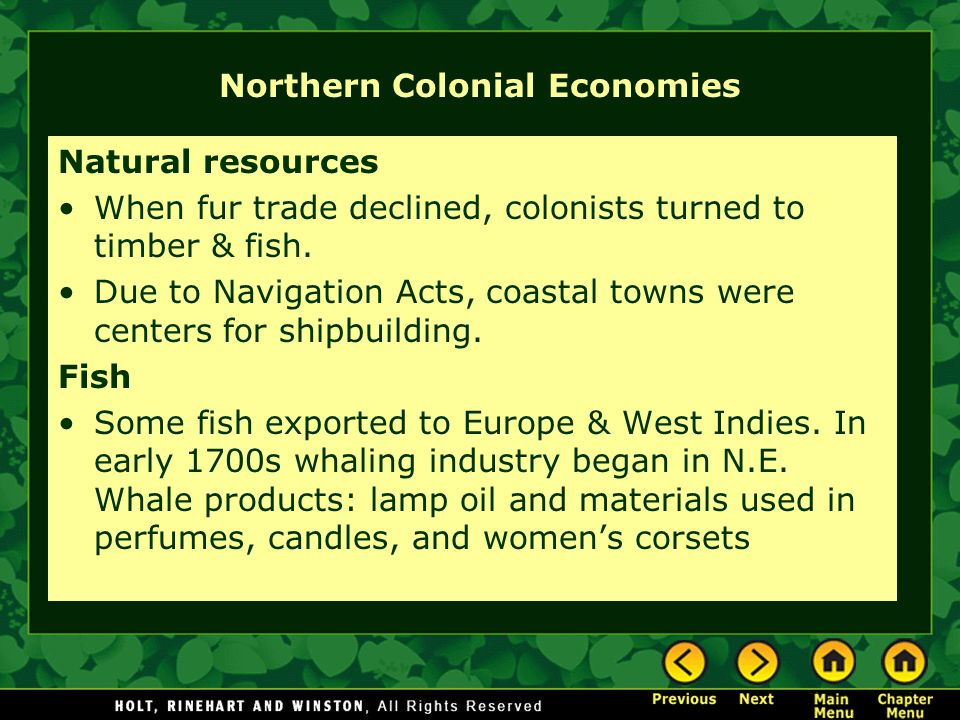 Natural Resources Used In The Flour Industry