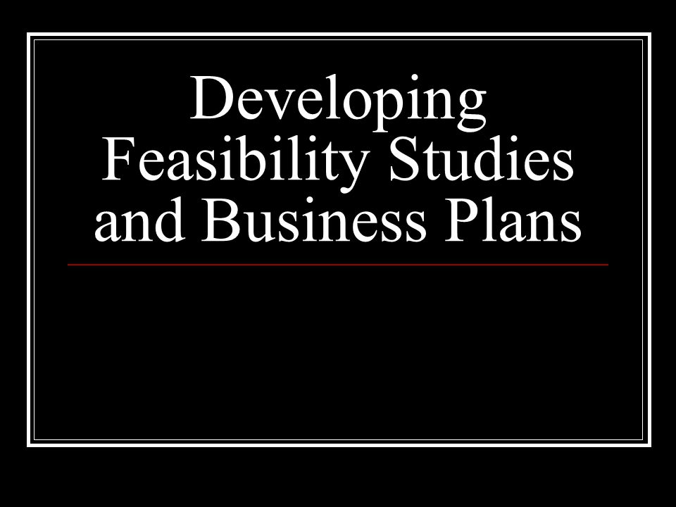 11 Examples of a Feasibility Study