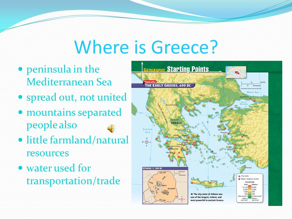 Natural Resources Used In Ancient Greece