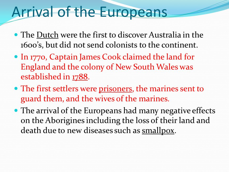 how the arrival of the europeans The arrival of the european in the 15th and 16th century led to the slave trade the europeans traders were involved in the african kingdoms like mali and ghana because of their sophisticated .