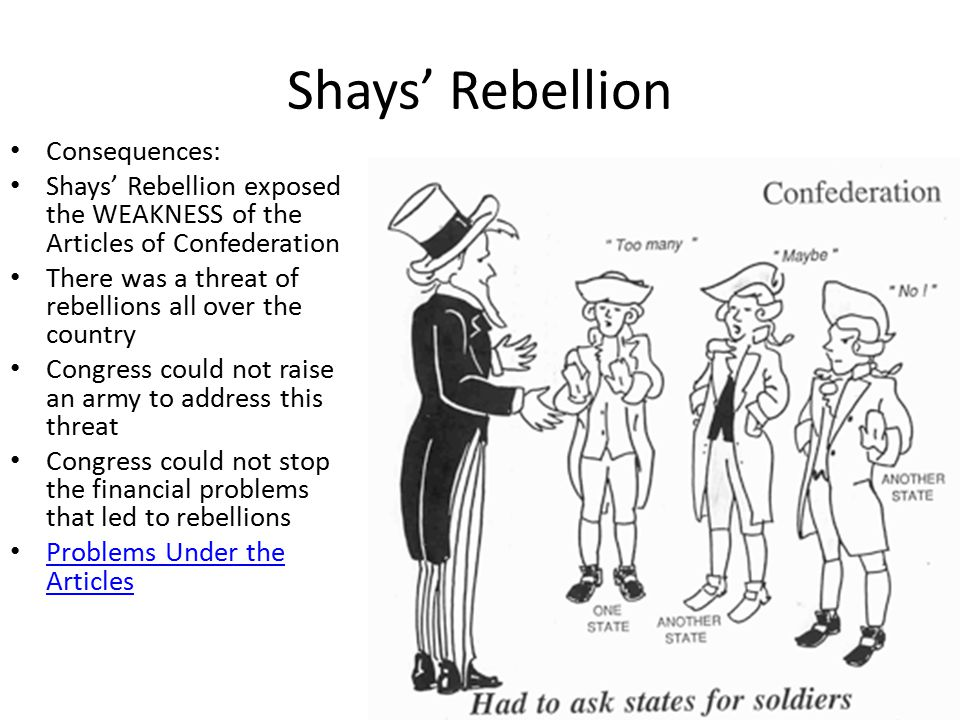 Were the Articles of Confederation a Failure?