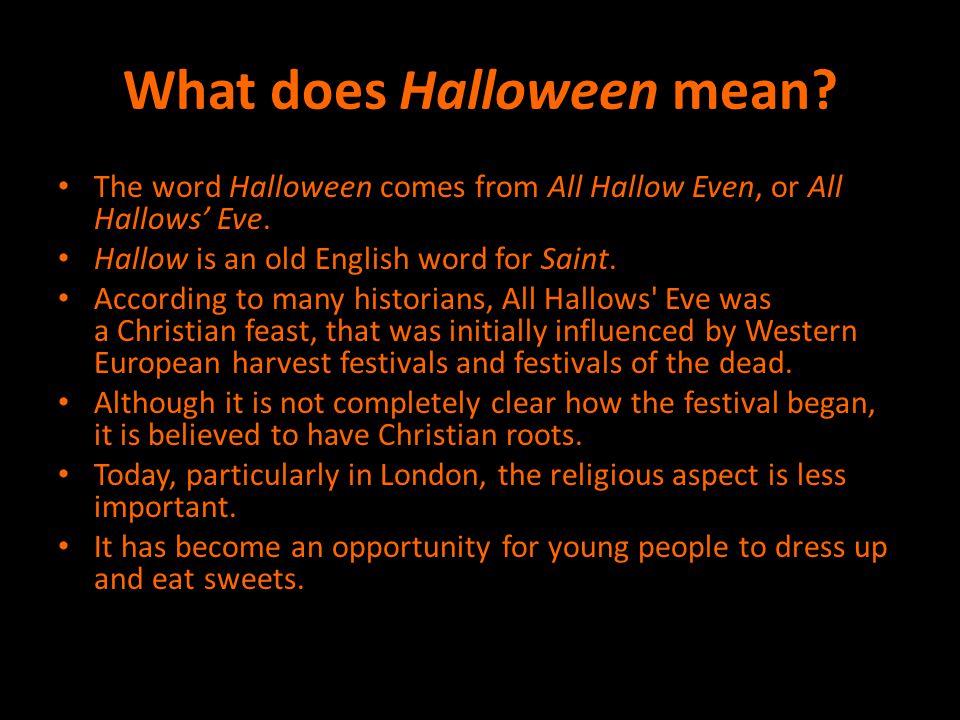 Halloween. - ppt download