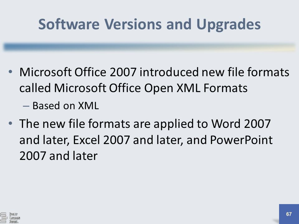 Software for educators ppt download - Office open xml format or open document format ...