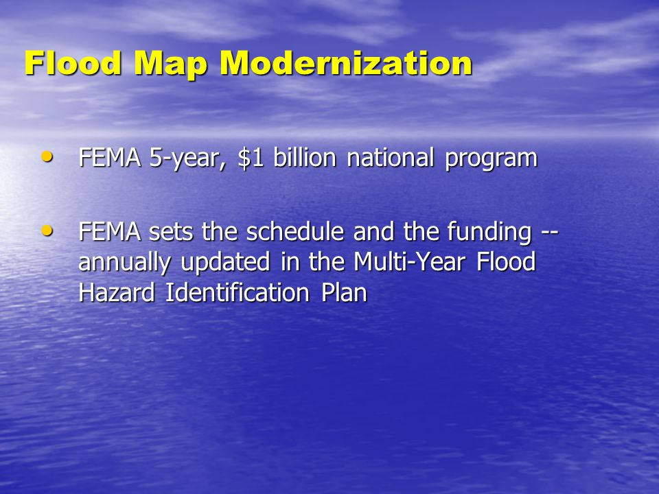 Chapter 3 maps and map changes ppt video online download 62 flood map modernization publicscrutiny Gallery