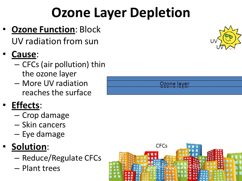 what is ozone layer depletion pdf