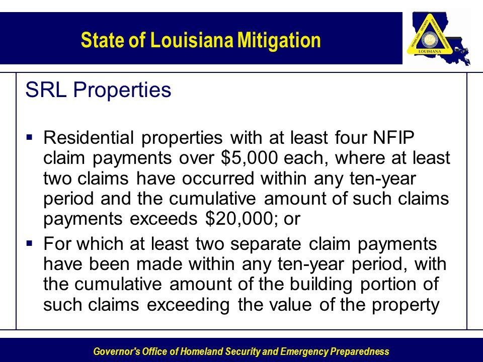 SRL Properties