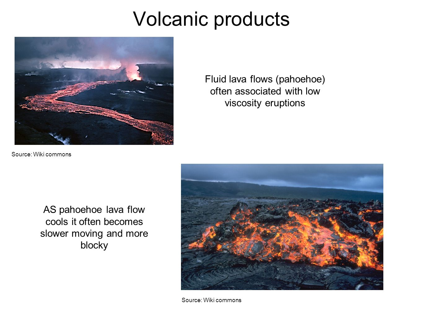Introduction to volcano characteristics and activity ppt video 8 volcanic ccuart Images