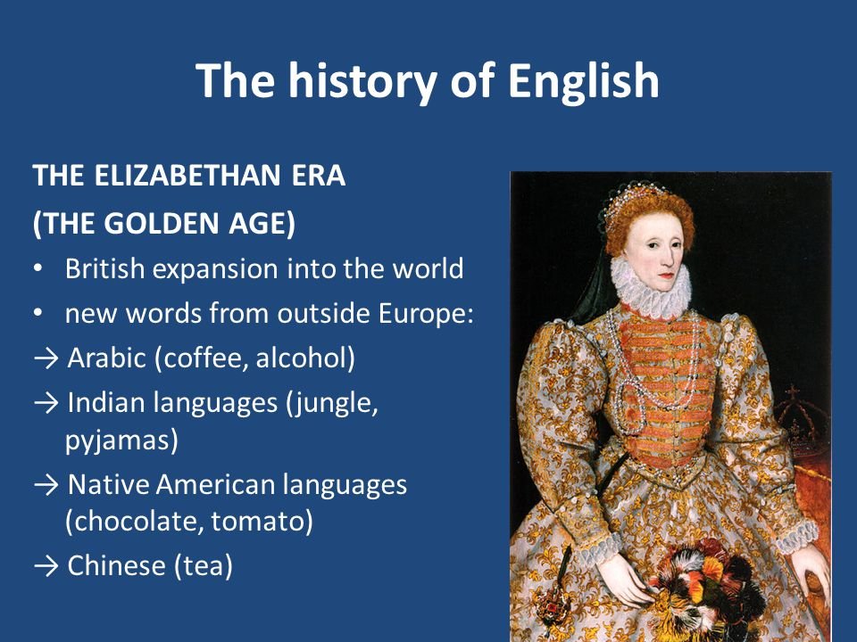 a history of the shakespearean period in england The elizabethan era is the period of english history associated with the reign of  queen elizabeth i (1558-1603.