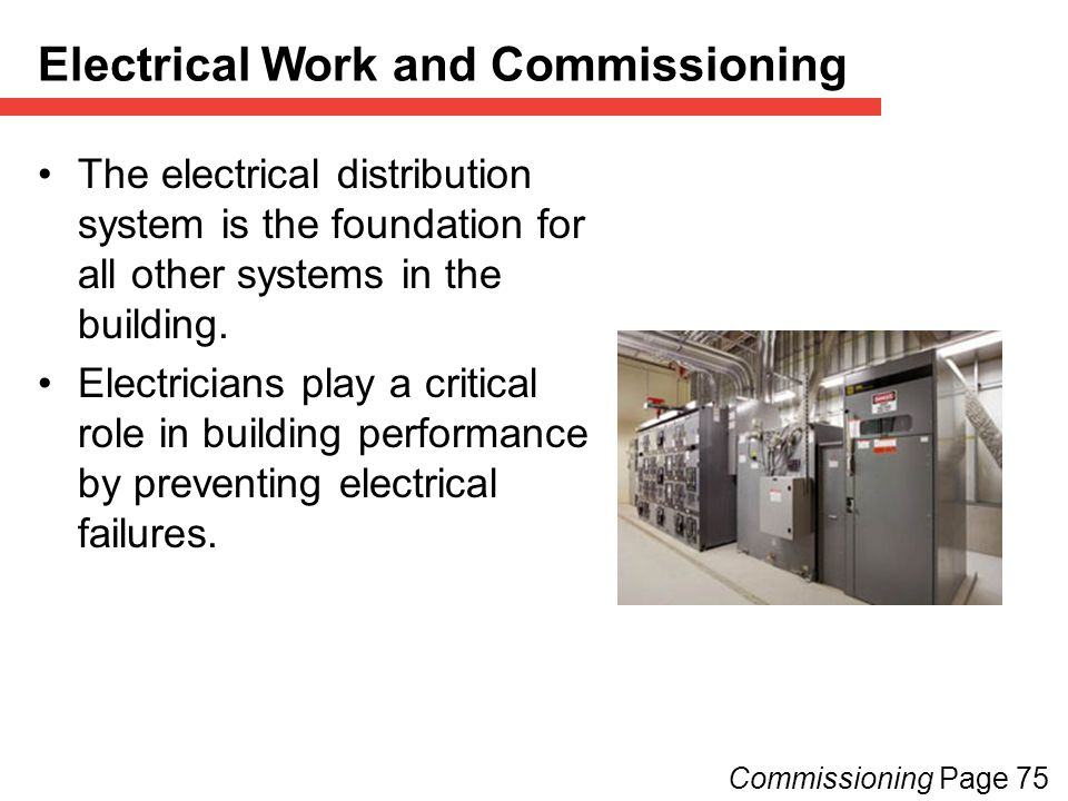 testing and commissioning of electrical equipments pdf