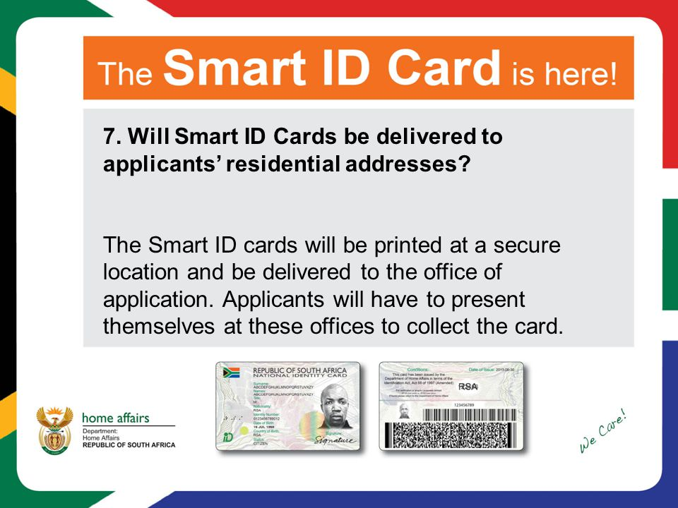 1.Requirements to apply for a new Smart ID Card? - ppt video online ...