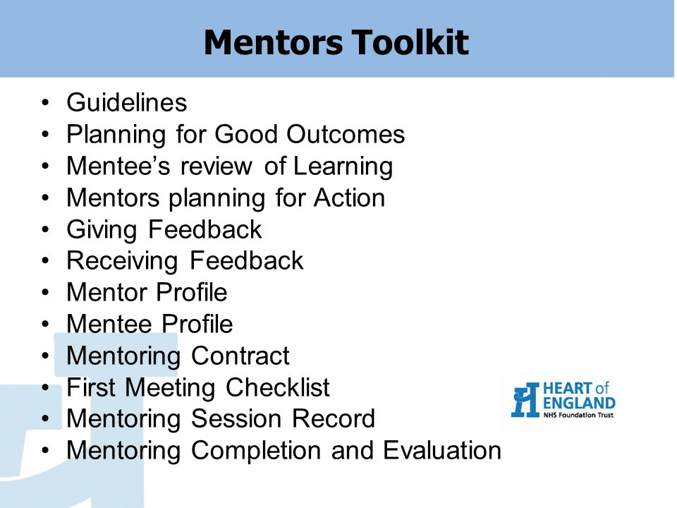 An Introduction To Mentoring Skills Ppt Video Online