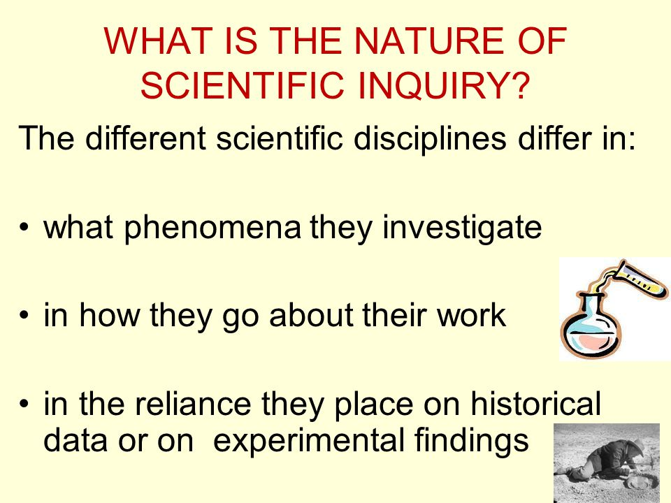 misconception about the nature of scientific Forensic science: fact and fiction a misconception about the work of forensic scientists leads only when both the basic science and the nature of forensic.